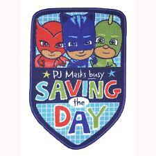 PJ MASKS SAVE THE DAY SHAPED FLOOR RUG MAT KIDS BEDROOM PLAYROOM