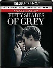 Fifty Shades of Grey (4K Ultra HD Blu-ray, 2017, Includes Digital Copy...