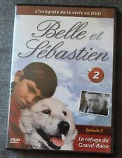 Belle et Sebastien, episode 2 - le refuge du grand Baou,  DVD serie TV