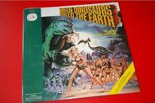 Mario Nascimbene: cuando dinosaurios gobernado la tierra/criaturas del mundo olvidado (LP)