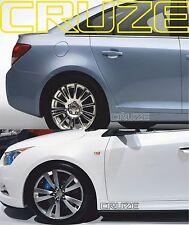 2 x Chevrolet Cruze 002