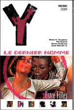 Y  LE DERNIER HOMME   N° 6   SEMIC  BOOKS