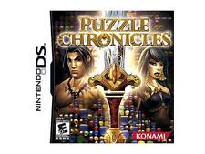 Puzzle Chronicles Nintendo DS Game