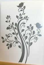 adesivo fiore albero decal sticker vinile ritagliato sticker flower murale wall