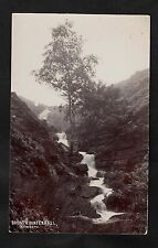 C1920s View of 'Brontewaterfall' Haworth, Yorkshire