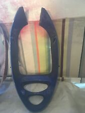 Kawasaki ZZR250 Front Grill. Photo Of Mould.