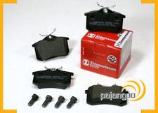 Vw Golf II GTI - Zimmermann Bremsbeläge Bremsklötze für hinten die Hinterachse