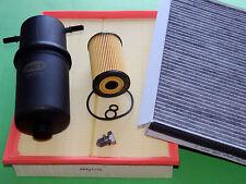 Filtersatz Filterset Inspektionspaket VW Crafter 30/35/50 2.0 TDI 80-120kW