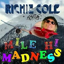 Richie Cole - Mile Hi Madness [New CD] Professionally Duplicated CD