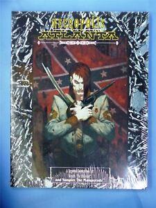 Wraith Necropolis Atlanta - WW WoD White Wolf World of Darkness #4Q