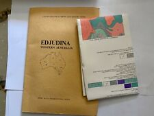 Geological Survey of Western Australia - Edjudina - includes Geological Map 1973