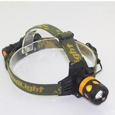AAA Battery Headlamp XPE Q5 Led HeadLight Outdoor Head Lamp Frontal Flashlight