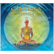 "Award Winning Sound Healing ""Chakra Meditations &Tones"" by Dudley & Dean Evenson"