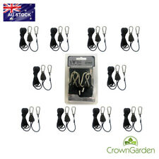 10 x Rope Ratchet Yoyo Hangers (Maximum weight 34KG each) Shipped From Melbourne