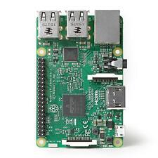 Raspberry Pi 3 Model B - 1GB Project Board with WiFi and Bluetooth - 64 bit CPU