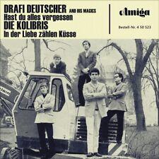 "7"" DRAFI DEUTSCHER & HIS MAGICS Hast du alles vergessen AMIGA deutsch. Beat 1965"