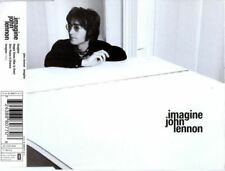 JOHN LENNON imagine (CD, single, enhanced) pop rock, very good condition, 1999