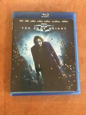 The Dark Night dvd 3 disc Blu Ray