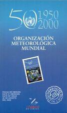 Chile 2000 Brochure 50 años Organizacion Meteorologica Mundial