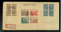1946 Schmalkalden Germany Thuringia # 16NB1-B4 cover