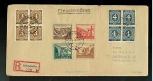 1946 Schmalkalden Germany Thuringia # 16NB1-B4 cover