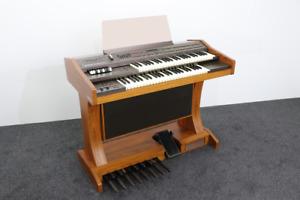 WERSI OMEGA DX10 TL -Gebrauchtinstrument-