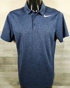 "Nike Golf Polo T Shirt M Medium 42"" chest VGC"