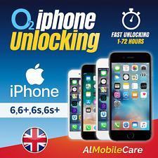 UNLOCKING O2 IPHONE UK IPHONE 6S AND 6S PLUS TESCO UK CLEAN IMEI