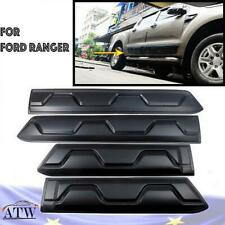 For 12+ Ford Ranger T6 Xlt Wildtrak Protection Side Body Cladding Molding Guard