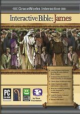 Interactive Bible: James, New Bible Game 4 PC, Download
