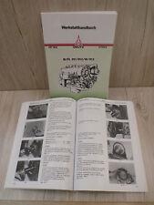 Werkstatthandbuch Deutz Diesel Motor BF6L913