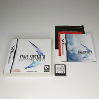 Final Fantasy XII Revenant Wings FFXII Nintendo DS Game 2007 RPG Game Complete