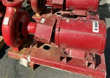 50 Hp Armstrong Pump And Motor On Base 208v 230v 460v 1708 Gpm At 90 Feet