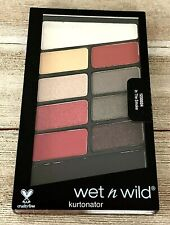 Wet N Wild Fantasy Makers IN THE SMOKE 10-Pan Eyeshadow Palette NEW Halloween