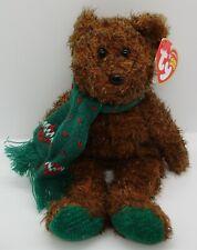 Seasons Greetings – Beanie Baby – Teddy Bear - 2005