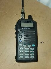 Kenwood Th-G71 Dual band Ht bad battery no power adapter.