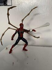 Marvel Legends Spiderman Iron Spider.