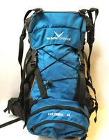 Black Crevice Rucksack Columbia 45 Liter blau  Wander Trekking Schule Backbag