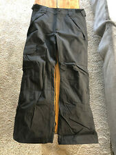 North Face Snowboarding/ Skiing Cargo Pants - Black - Men's Small