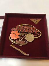 NEW! Clemson University Basketball Pendant  Jewelry