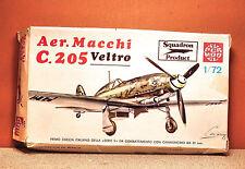1/72 SUPERMODEL AER MACCHI C.205 VELTRO MODEL KIT #10-013