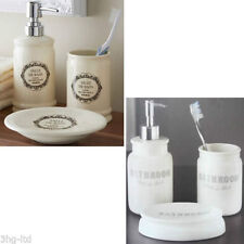 Set di accessori da bagno in ceramica