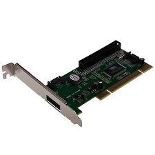 4 Port SATA PCI Expansion Card &IDE VIA VT6421a chipset BT