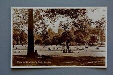R&L Postcard: St James's Park London, Valentine