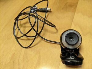 HP Pro Webcam AU165AA 640x480 2MP USB Video Camera Skype Zoom School Office