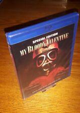 MY BLOODY VALENTINE Blu-ray rare OOP US import region a free abc (no UK vrsn)