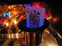 "Theatre Of Magic Pinball Classic ""Hat Magic"" Mod Rare Revised Edition"