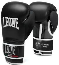 GUANTO LEONE GN083 FLASH 10M/10/12/14/16 OZ BOXE THAI KICK MMA