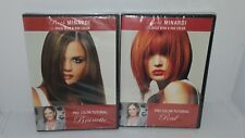 Lot of 2 Beth Minardi Pro Color Tutorial  DVDs.NEW SEALED