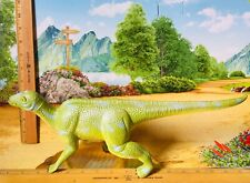 "VTG 16"" LARGE Dinosaur Model EDMONTOSAURUS, Classic Plastic Dinosaur Toy"